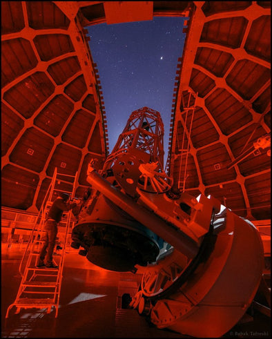 Explore Scientific Experiences: Mount Wilson Observatory 60″ Telescope Stargazing and Lectures - Sept 8, 2018