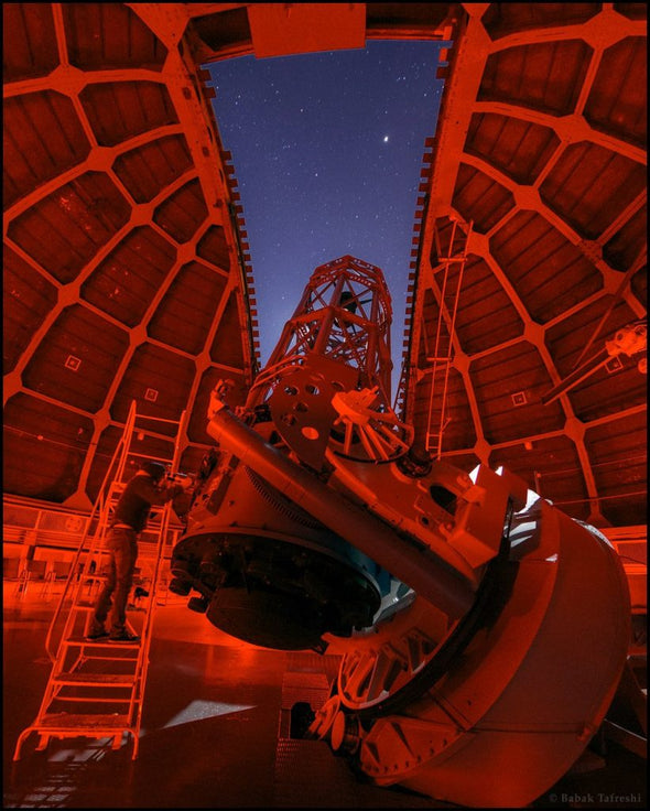 Explore Scientific Experiences: Mount Wilson Observatory 60-inch Telescope Star Party & Lectures