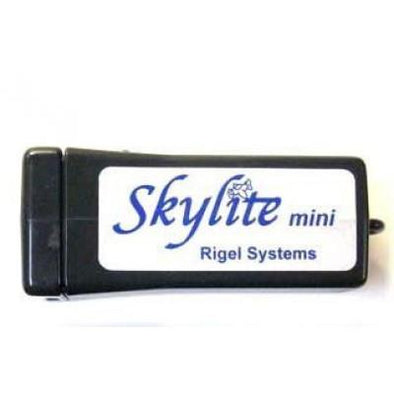 Rigel Systems Skylight Mini Red/White Flashlight