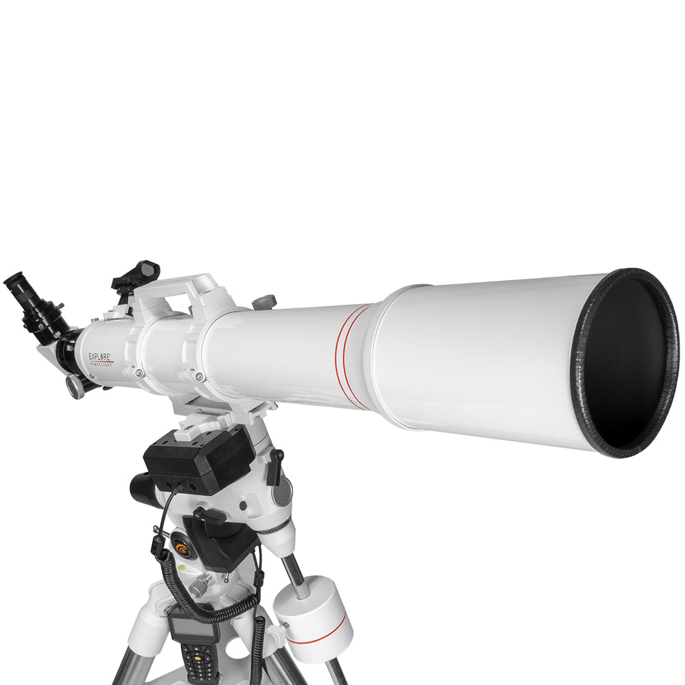 Explore FirstLight 102mm Doublet Refractor with EXOS2GT GoTo Mount - FL-AR1021000EXOS2GT