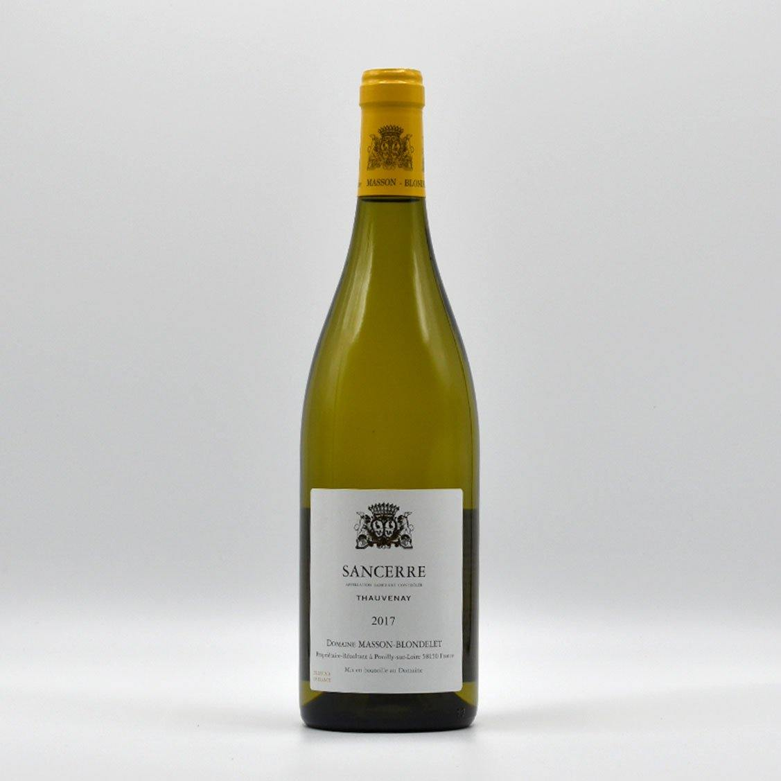 "Domaine Masson Blondelet, Sancerre, Blanc, ""Thauvenay"", 2017 - Social Wine"