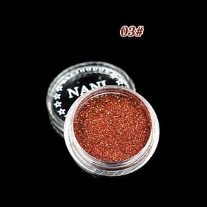 Monochrome Eye Shadow Shimmer Glitter Eye