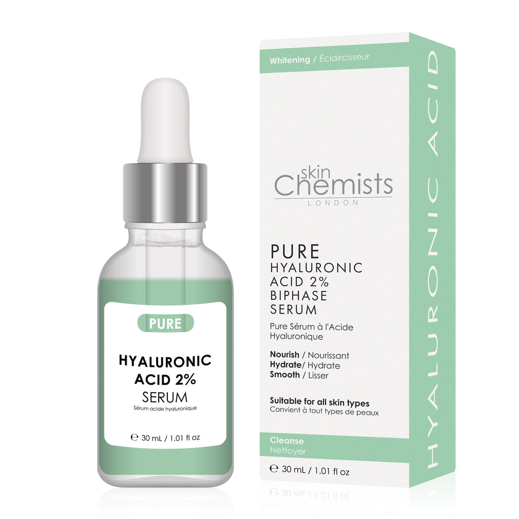 Pure Hyaluronic Acid 2% Biphase Serum