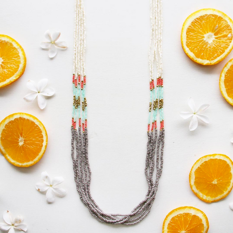 necklaces for spring