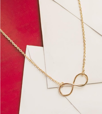 Purpose Infinity Necklace