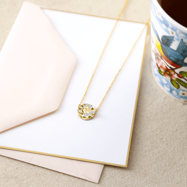 Amour Necklace Necklace Purpose Jewelry 14k Gold