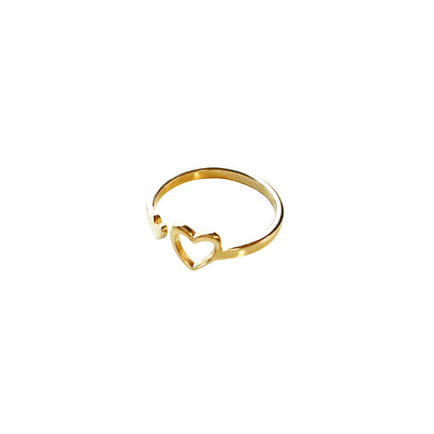 Miracle Heart Ring