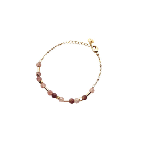 Shine Bracelet Bracelet Purpose Jewelry Pink