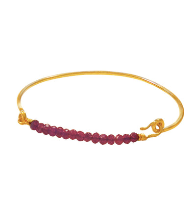 Avalon Bracelet - ethically handcrafted bracelet that gives back to non-profit, International Sanctuary