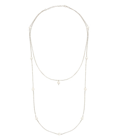 Cara Necklace - ethically handcrafted necklace by artisans that gives back to non-profit - International Sanctuary