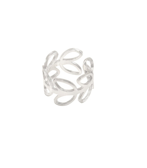 Catalina Ring - ethically handcrafted ring that gives back to non-profit - International Sanctuary