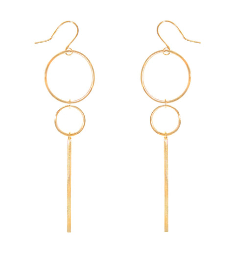 Costa Earrings - ethically handcrafted earrings that give back to non-profit - International Sanctuary