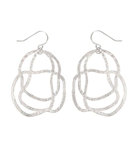 Daydreamer Earrings - ethically handcrafted unique earrings that give back to non-profit - International Sanctuary