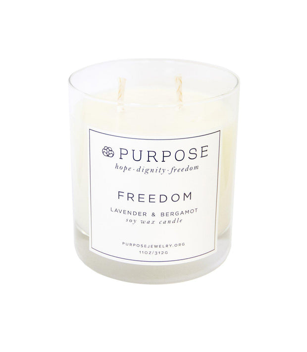 Freedom Candle
