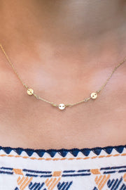 Golden Coast Choker Necklace Purpose Jewelry