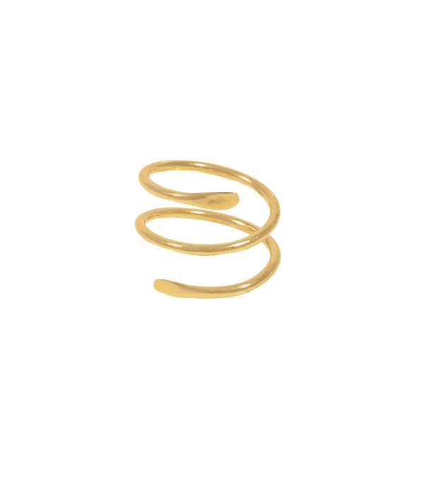 Goldie Ring Rings Purpose Jewelry Gold Tone