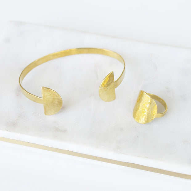 Prima Cuff Bracelet Purpose Jewelry