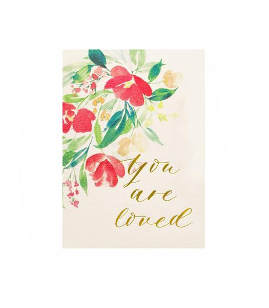 Watercolor Card - Add On