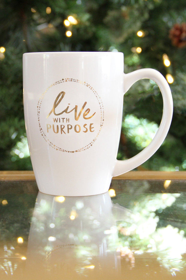 Live with Purpose Mug