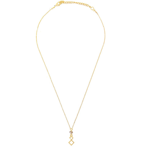 Muse Necklace Necklace Purpose Jewelry 14k Gold