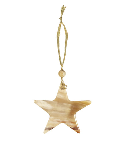 Ankole Star Ornament sustainably handcrafted in Uganda