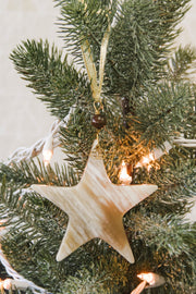 Natale Star Ornament