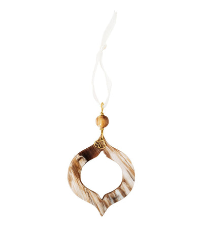 Ethically handmade and sustainably source Christmas ornament from Uganda