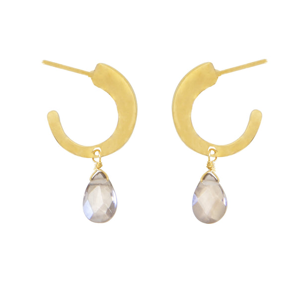Serenity Earrings Earring Purpose Jewelry 14k Gold