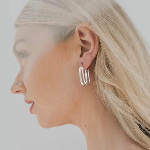 Splendid Hoops Earring Purpose Jewelry
