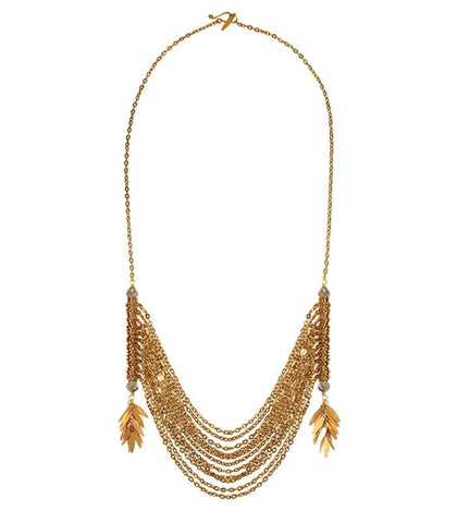 Sundust Tassel Necklace