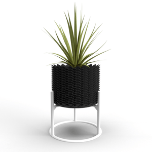 """Welcome Back"" Pineapple Planter and Plant Holder"
