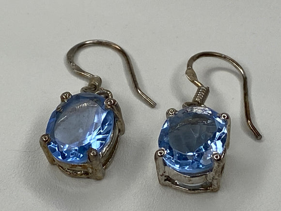 Handmade Siberian Quartz Earrings