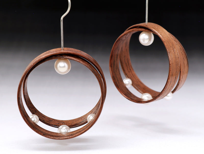 Infinite Loop Earrings