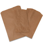 Brown Paper Merchandise Bags, Pack of 1000 - GeorgiaBags