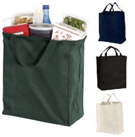 Reusable Grocery Cheap Tote Bags With a Wide Bottom - GeorgiaBags