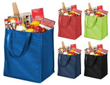 Extra-Wide Polypropylene Grocery Cheap Tote Bags