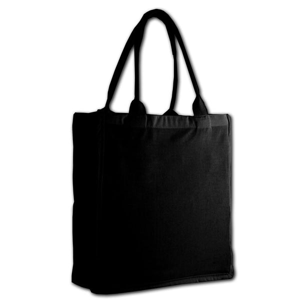Medium Shopping Bag with Fancy Handles - GeorgiaBags