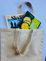 Canvas Cotton Reusable Grocery Tote Bags - GeorgiaBags