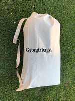 Heavy Canvas Laundry Bags - GeorgiaBags