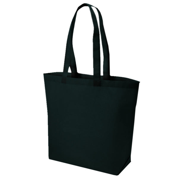 Blank Nonwoven Tote Bags Wholesale Reusable Grocery Bag