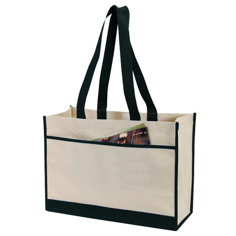 Handle Grocery Tote Bag Large