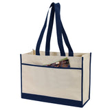 Reusable Grocery Poly Tote Bags - GeorgiaBags