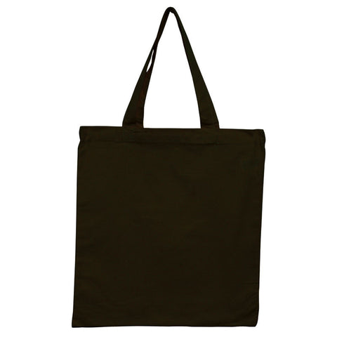 "12 Pack Cotton Canvas Reusable Grocery Bags (15"" wide, 16"" high) - GeorgiaBags"