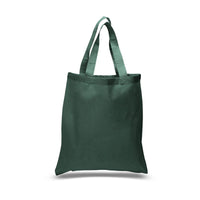 Economical Simple Natural Cotton Tote Bags CB100 (Standard Size) - GeorgiaBags