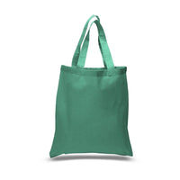 Economical Basic Natural Cotton Tote Bags, Shopping Bag, Craft Bag, Beach Bag, Grocery Bag, Travel Bag, Tote Bag for School, Book Bag - GeorgiaBags