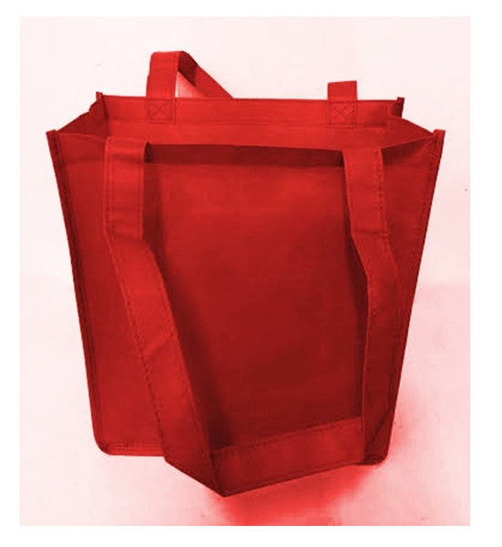 "15""Size Non Woven Grocery Tote Bag - GeorgiaBags"