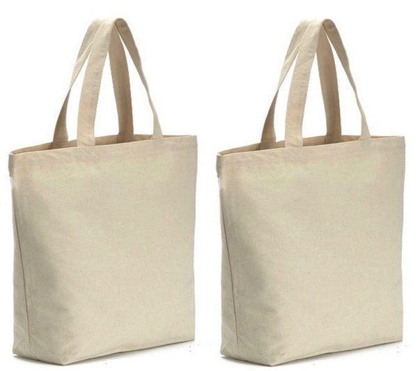Wholesale Reusable Natural Cotton Canvas Tote Bags in Bulk Low Price ... ae72520563ecf