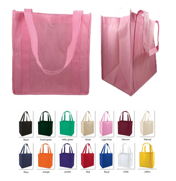 Promo Non-Woven Gusset Tote Bag - GeorgiaBags