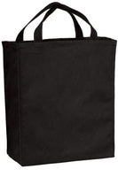 "Reusable Grocery Tote Bags, 15.5""h x 13""w x 7""d - GeorgiaBags"
