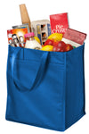 "Shopper PP Non-Woven Grocery Tote Bags, Large Size 15.5""h x 13""w x 10""d - GeorgiaBags"